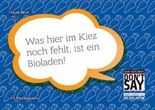 What Berliners don't say, Postkartenbuch