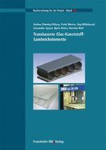 Transluzente Glas-Kunststoff-Sandwichelemente