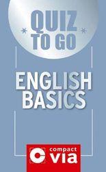 Quiz to go English Basics