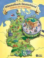 Wimmelbuch Deutschland - Entdecke die Bundesländer