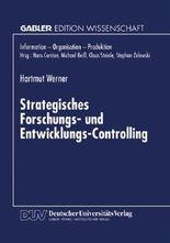 Strategisches Forschungs-Controlling und Entwicklungs-Controlling