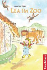 Lea im Zoo