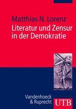 Literatur Und Zensur in Der Demokratie