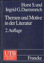 Themen und Motive in der Literatur