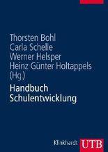 Handbuch Schulentwicklung