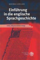 Einführung in die englische Sprachgeschichte
