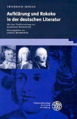 Aufklärung und Rokoko in der deutschen Literatur