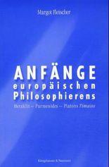 Anfänge europäischen Philosophierens