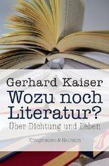 Wozu noch Literatur?