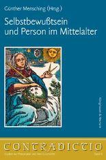 Selbstbewusstsein und Person im Mittelalter