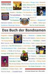 Das Buch der Bandnamen