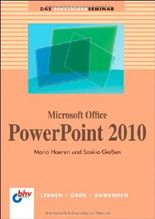 Microsoft Office PowerPoint 2010 (bhv Einsteigerseminar)