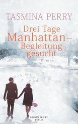 Drei Tage Manhattan - Begleitung gesucht