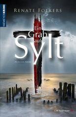 Ein Grab auf Sylt