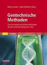 Gentechnische Methoden
