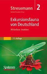 Stresemann: Exkursionsfauna von Deutschland (Gesamtwerk) / Stresemann - Exkursionsfauna von Deutschland, Band 2: Wirbellose: Insekten