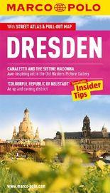 MARCO POLO Reiseführer Dresden, englisch