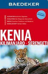 Baedeker Reiseführer Kenia, Kilimanjaro, Serengeti