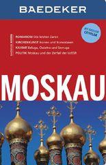 Baedeker Reiseführer Moskau