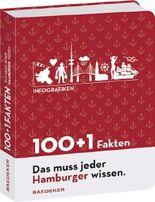 """Baedeker 100+1 Fakten """"Das muss jeder Hamburger wissen"""""""