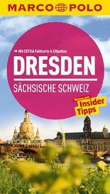 MARCO POLO Reiseführer Dresden, Sächsische Schweiz