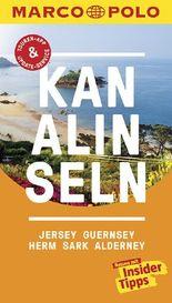 MARCO POLO Reiseführer Kanalinseln, Jersey, Guernsey, Herm, Sark, Alderney