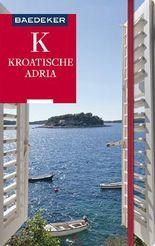 Baedeker Reiseführer Kroatische Adria