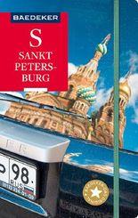 Baedeker Reiseführer Sankt Petersburg