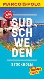 MARCO POLO Reiseführer Südschweden, Stockholm: inklusive Insider-Tipps, Touren-App, Update-Service und NEU: Kartendownloads (MARCO POLO Reiseführer E-Book)