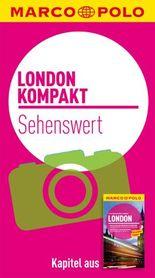 MARCO POLO kompakt Reiseführer London- Sehenswert (MARCO POLO Reiseführer E-Book)