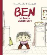 Ben ist heute unsichtbar!
