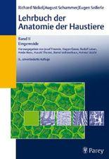 Lehrbuch der Anatomie der Haustiere Band II