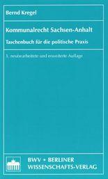 Kommunalrecht Sachsen-Anhalt
