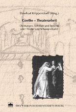 Goethe - Theaterarbeit