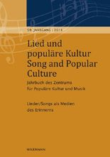 Lied und populäre Kultur – Song and Popular Culture 59 (2014)