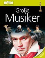memo Wissen entdecken. Große Musiker