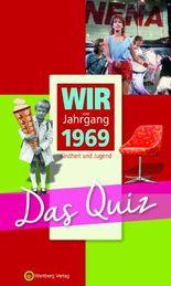 Wir vom Jahrgang 1969 - Das Quiz