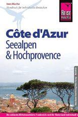 Reise Know-How Côte d´Azur, Seealpen und Hochprovence