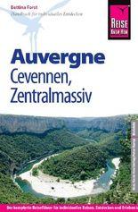 Reise Know-How Auvergne, Cevennen, Zentralmassiv