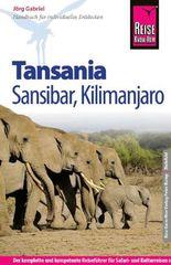 Reise Know-How Tansania, Sansibar, Kilimanjaro