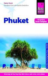 Reise Know-How Reiseführer Phuket mit großem Insel-Faltplan