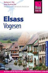 Reise Know-How Reiseführer Elsass und Vogesen