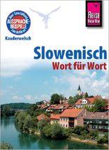 Reise Know-How Sprachführer Slowenisch - Wort für Wort
