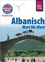 Reise Know-How Sprachführer Albanisch - Wort für Wort