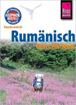 Reise Know-How Sprachführer Rumänisch - Wort für Wort