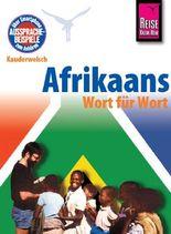 Reise Know-How Sprachführer Afrikaans - Wort für Wort