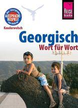 Reise Know-How Sprachführer Georgisch - Wort für Wort