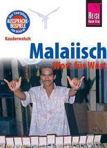 Reise Know-How Sprachführer Malaiisch - Wort für Wort