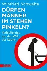 Taschenbücher / Dürfen Männer im Stehen pinkeln?