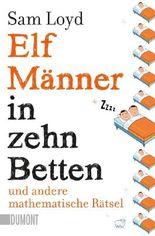 Taschenbücher / Elf Männer in zehn Betten und andere mathematische Rätsel